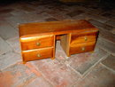 CHILDRENS DRESSER CHEST CEDAR WOOD JEWELRY STORAGE CABINET