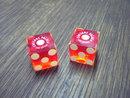 CAESARS PALACE DICE LAS VEGAS NEVADA CASINO GAMBLING HALL GAME PIECE