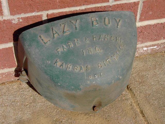 LAZY BOY LAWN GARDEN PIECE MOWER PART