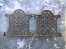 PUMP HOUSING FOOT TRIVET UNITED STATES CAST IRON ORNAMENT