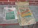 DEKALB CORN SEED SACK COTTON BAG TOTE