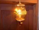 OLYMPIA BEER BAR LAMP RETRO WALL LIGHT TUMWATER WASHINGTON