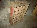 MASON CITY IOWA BOX PEPSI COLA SOFT DRINK BOTTLE TOTE CARRIER CASE CRATE FLOUR CITY MINNEAPOLIS MINNESOTA