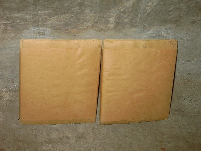 ARMOUR HANDY HOME SANDPAPER PACKAGE GRIT SHEET ORIGINAL SHEATH