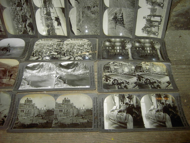 KEYSTONE STEREOVIEW CARD PHOTO PICTURE STEREOGRAPH STEREOCARD HISTORICAL INFORMATION