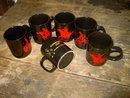 MARLBORO COWBOY MUG COWPOKE INN THEDFORD NEBRASKA COFFEE CUP
