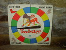 MILTON BRADLEY TWISTER SPINNER BOARD GAME PIECE 1966 DATE