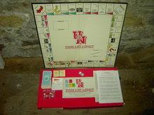 NEBRASKAOPOLY NEBRASKA UNIVERSITY BOARD GAME