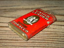 UNION LEADER SMOKING TOBACCO CAN POCKET TIN