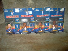 NBA BASKETBALL PLAYER FIGURINE STATUE HEADLINERS CHARLES BARKLEY JOHN STOCKTON CLIFFORD ROBINSON CLYDE DREXLER