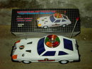 DATSUN FAIRLADY POLICE CAR 280ZX HIGHWAY PATROL LIGHTED TOY WITH SOUND