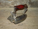 GENERAL ELECTRIC IRON HI SPEED CALROD MODEL R DEPRESSION ERA HOUSEHOLD TOOL