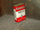 FORBES OREGANO CAN SPICE CANNISTER ST LOUIS MISSOURI TEA COFFEE COMPANY ADVERTISING