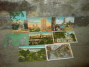SAN ANTONIO TEXAS POSTCARD TRAVEL TOURIST TOURISM PICTURE CARD FAMOUS LANDMARK HISTORICAL MAILER