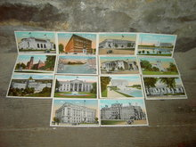 WASHINGTON D C PICTURE POSTCARD HISTORIC BUILDING FAMOUS LANDMARK MAIL CARD