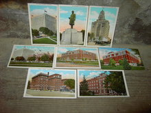 ROCHESTER MINNESOTA PICTURE POSTCARD HOSPITAL CLINIC HISTORICAL BUILDING LANDMARK MAIL CARD