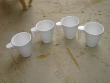 MELMAC COFFEE CUP MUG DYNAWEAR SANTA PAULA CALIFORNIA  BEVERAGE SERVER UTENSIL