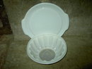 TUPPERWARE JELLO MOLD JEL N SERVE DESSERT PRESENTATION SERVING UTENSIL