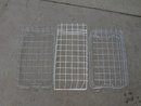 WIRE FREEZER BASKET GARDEN FRUIT VEGETABLE PRODUCE TOTE TOOL CARRIER