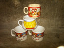 CAMPBELLS KID SOUP BOWL HOT BEVERAGE STEW CUP CHILDS UTENSIL