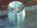 HAMMS DRAFT BEER BARREL REYNOLDS WRAP ALUMINUM TAPPER KEG