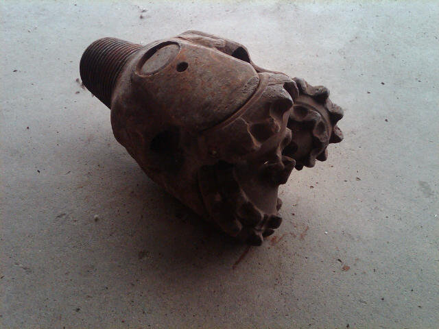 WATER WELL DRILL BIT OIL MINERAL DRILLING TOOL CAST IRON GRINDER WHEEL
