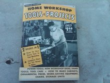 POPULAR SCIENCE HOME WORKSHOP TOOLS PROJECTS GUIDE BOOK CARPENTERS PUBLICATION
