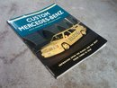 CUSTOM MERCEDES BENZ CAR BOOK GERMAN AUTOMOBILE OSPREY AUTOMOTIVE PUBLICATION