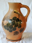 Waechtersbach  W. Germanany  Stoneware Pottery Pitcher.