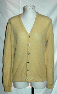 Alpaca Vintage Golf Sweater , Vintage Sears