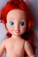 DISNEY'S LITTLE MERMAID ARIEL DOLL 2002 PLAYMATES 16''