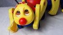 Kiddicraft Caterpillar Vintage Pull Toy -