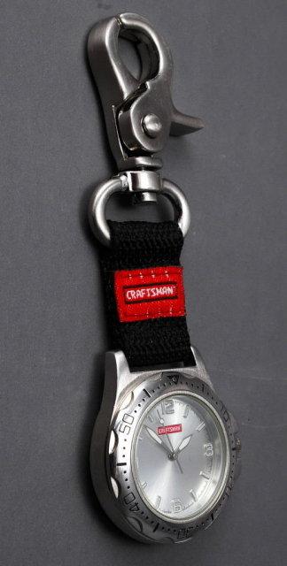 New Belt Clip Craftsman Pocket Watch