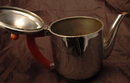 Garantie Chrome Bakelite Coffee  Server Pot
