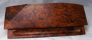Thuyawood Burl Pen or Pencil box desk accessory  **PRICE REDUCED!**  .