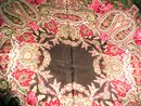 Silk Scarf Vintage Cacharel