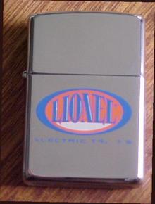 Zippo Lionel Electric Trains Zippo Lighter