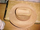 Bailey U-Rollit Real Straw  Cowboy Hat