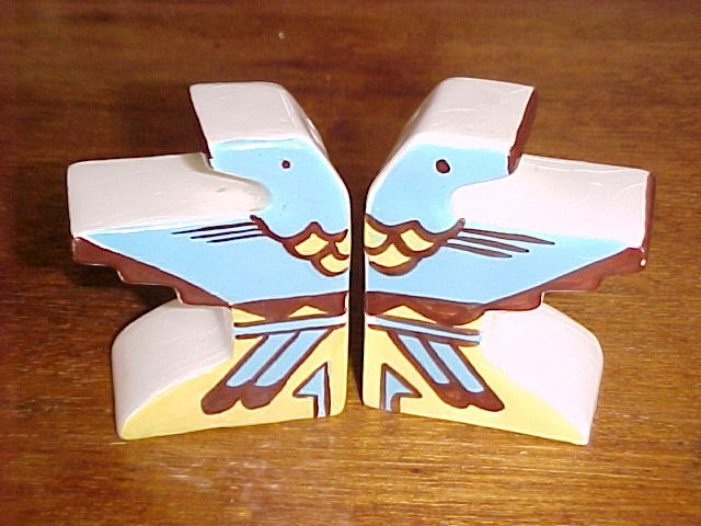Native American Thunderbird Salt & Pepper