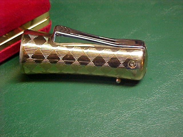 Ladylite by Ronson Varaflame Butane Lighter  in
