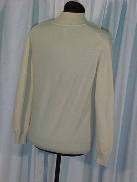 Light Yellow Cashmere by Hunt Club small  PRICE REDUCTION**!