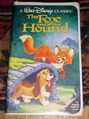 Walt Disney Classic -The Fox and the Hound
