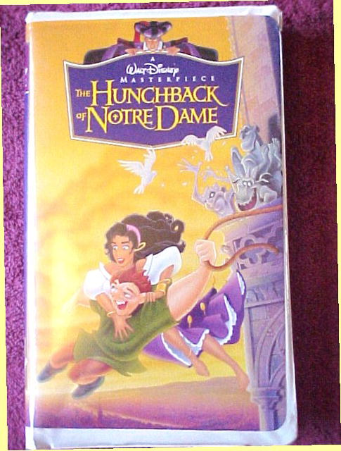 THE HUNCHBACK OFHUNCHBACK OF NOTRE DAME FREE SHIPPING WITHIN THE USA