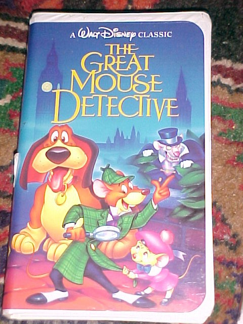 Walt Disney's Classic The Great Mouse Detective