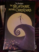 Tim Burton's The Nightmare Before Christmas FREE SHIPPING WITHIN THE USA