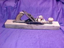 Wooden Plane - Antique-  Wooden Fore Plane