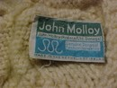 John Malloy Donegal Irish Fisherman Knit Tam, Cap