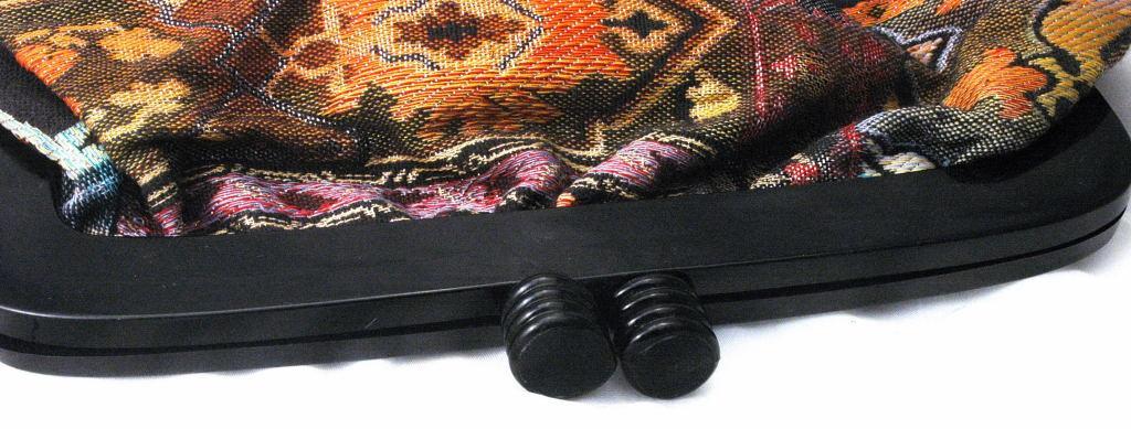 Italian Tapestry  Clutch Purse