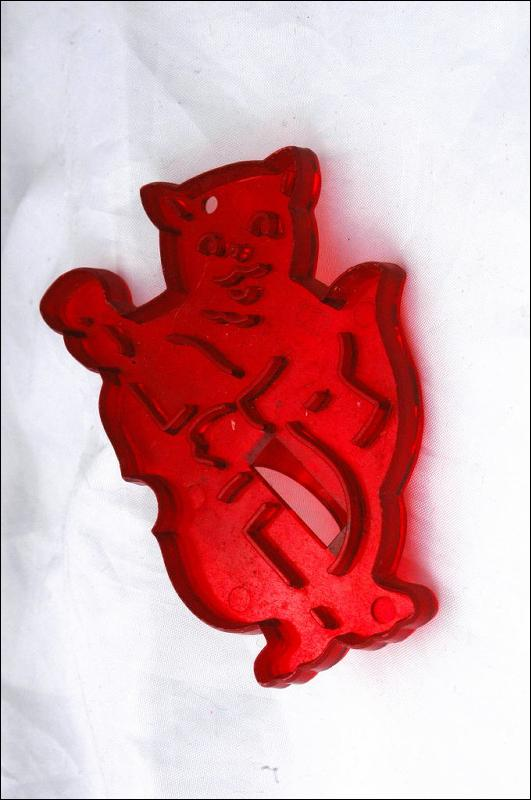 Pussy-Cat Cookie Cutter from the Owl & Pussy-Cat Poem /