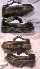 Doc Martens Spectator Saddle Shoes Men's 9